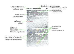 diccionario blog