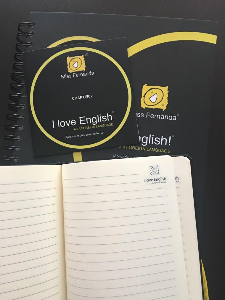 i-love-english-paquete-con-cuaderno-abierto